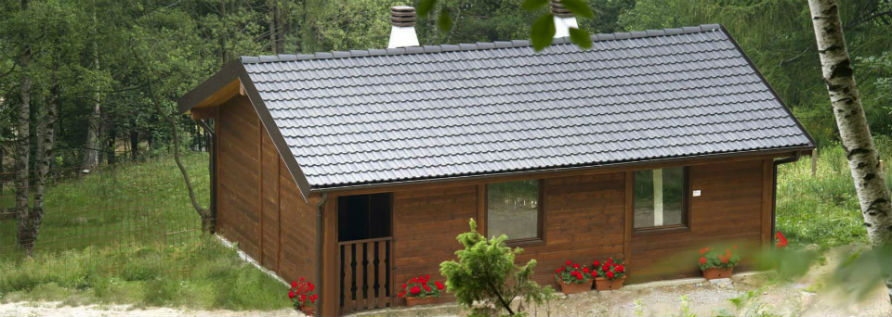 Clemente prefabbricati in legno case mobili bungalow for Prefabbricati case