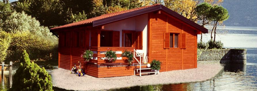 Clemente prefabbricati in legno case mobili bungalow for Case prefabbricate moderne sicilia